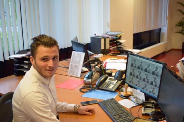 Kevin van den Berg